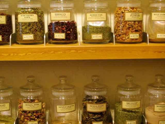 Jars in Neal's 1