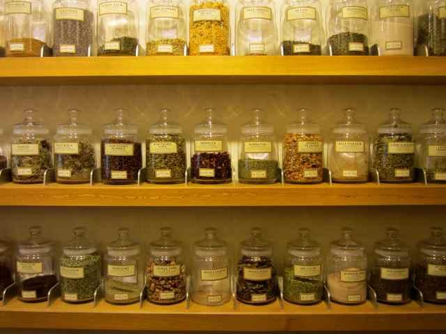 jars in Neal's 2