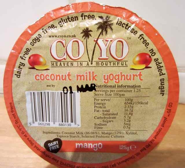 Mango Co Yo