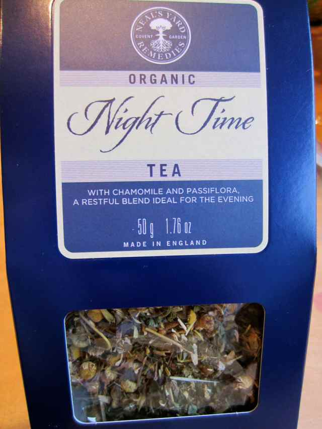 Neal's Yard Nigh Time tea