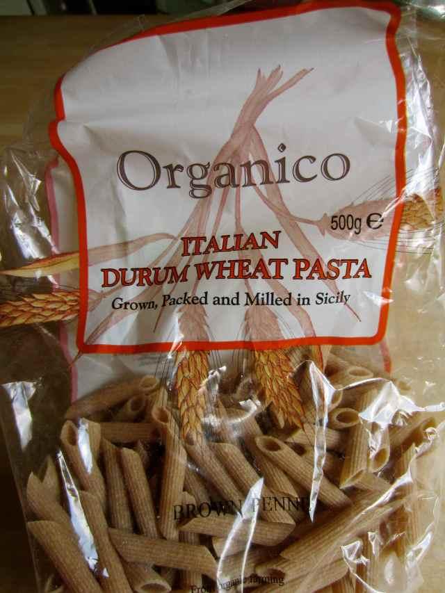 Organico pasta