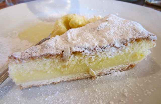 pine nut cake