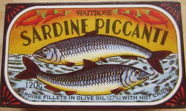 Sardine Piccanti