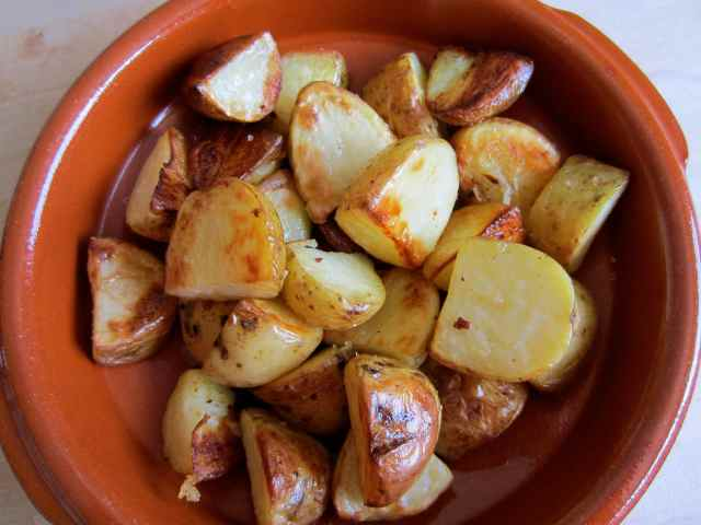 Sauted potatoes