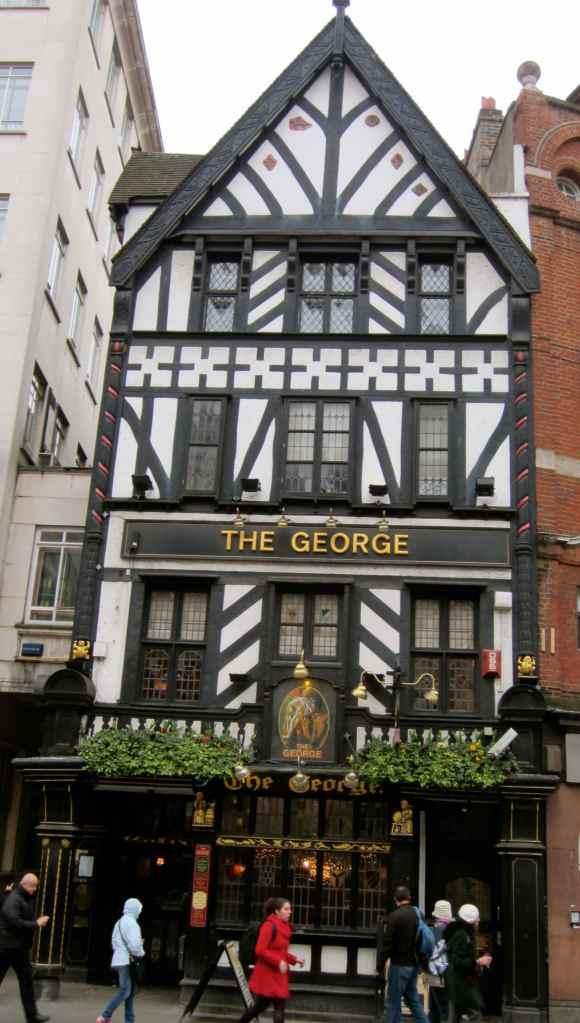 The George Fleet Street
