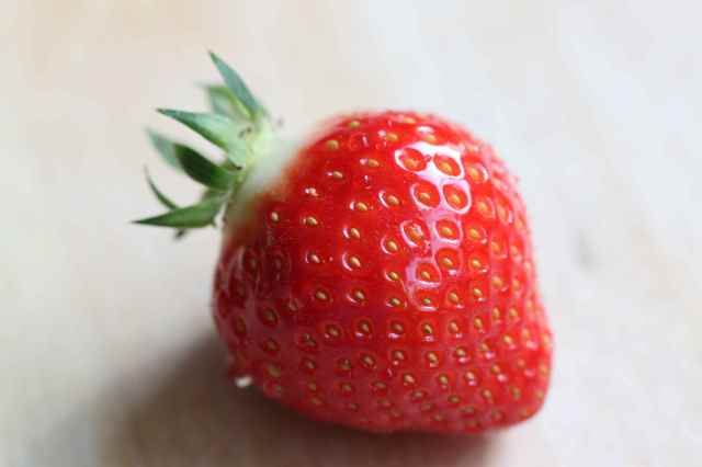 1 strawberry