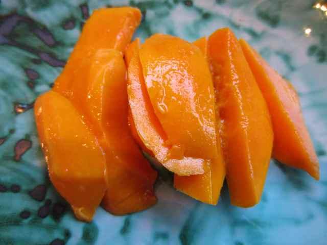 Alphonso mango again