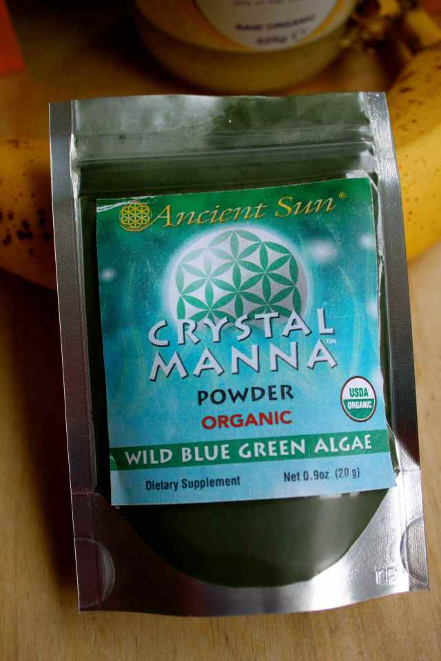 Crystal manna
