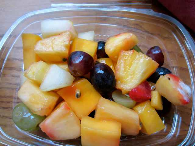 Fruit salad Glasgow