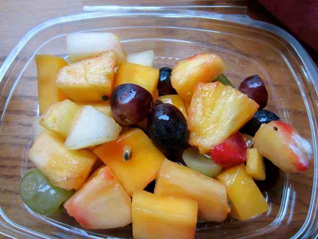 Fruit salad Glasgow