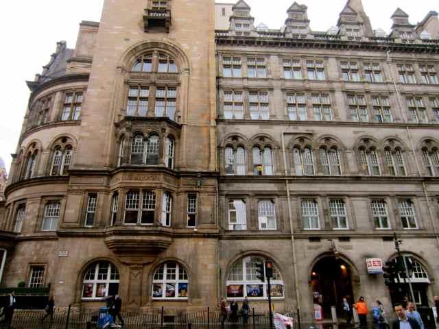 Glasgow Grand Central Station