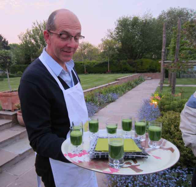 mini green juices