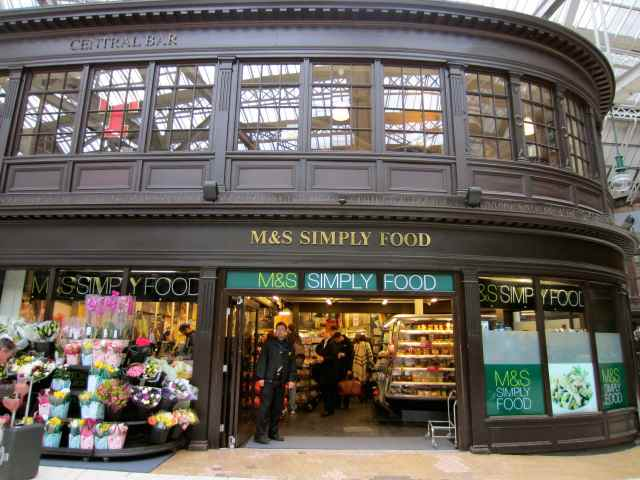 M&S Glasgow
