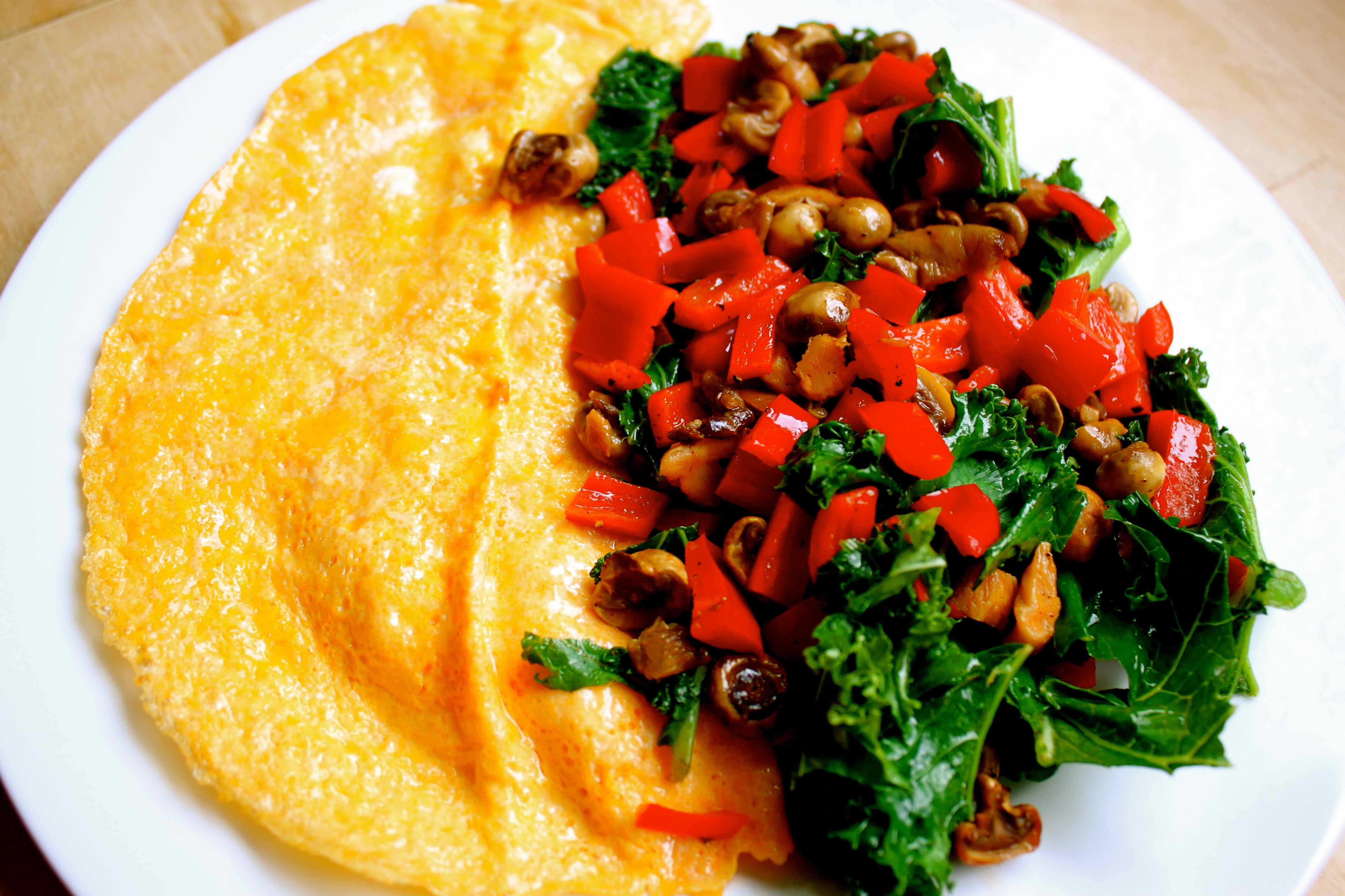 how to make omelette taste better