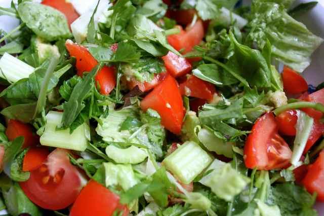 Salad 15-5-13