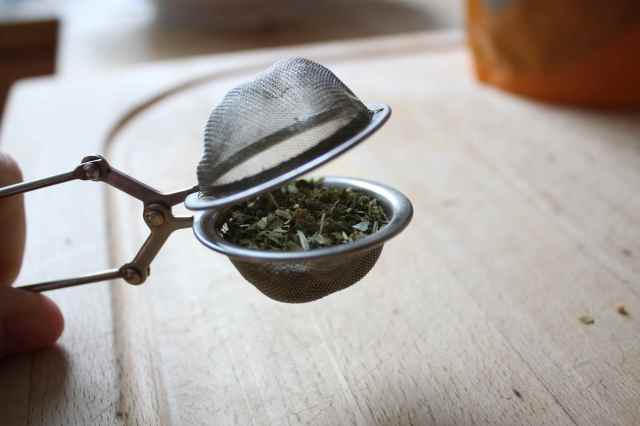 Tea scoop