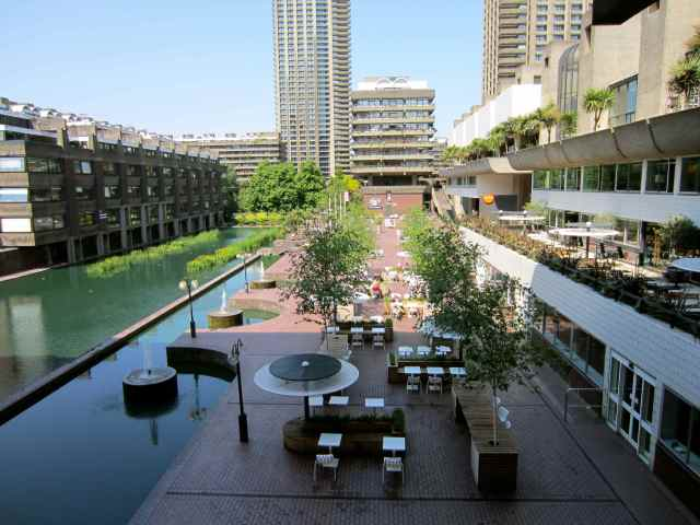 Barbican other view