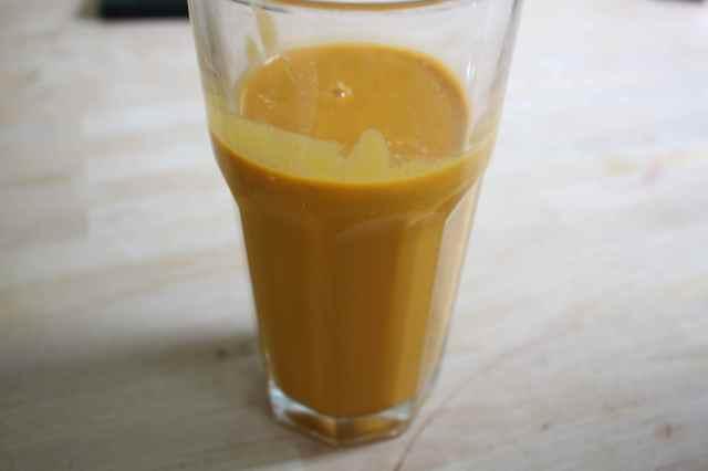 carrot gonger soup 2