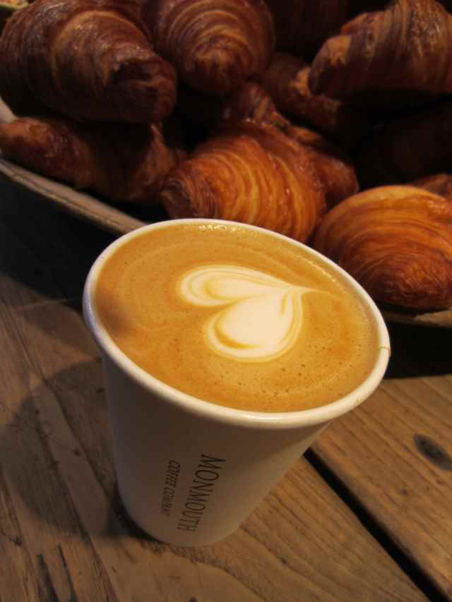 coffee but no croissant