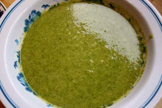 Gorgeous Green Soup