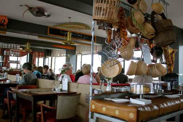 Inside Ramsgate Brasserie 2