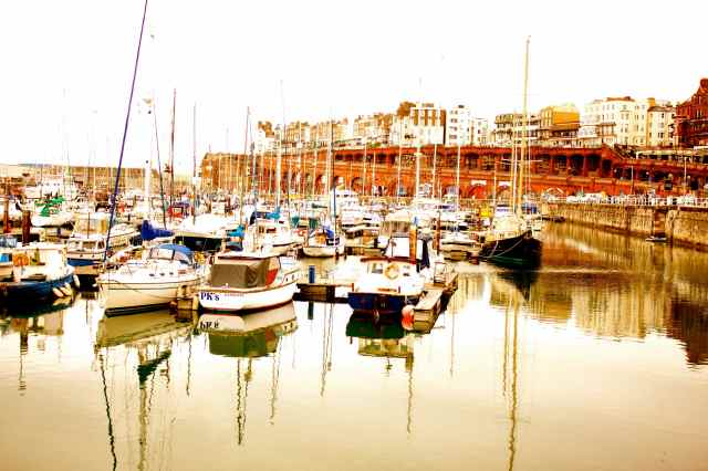 over exposed Ramsgate