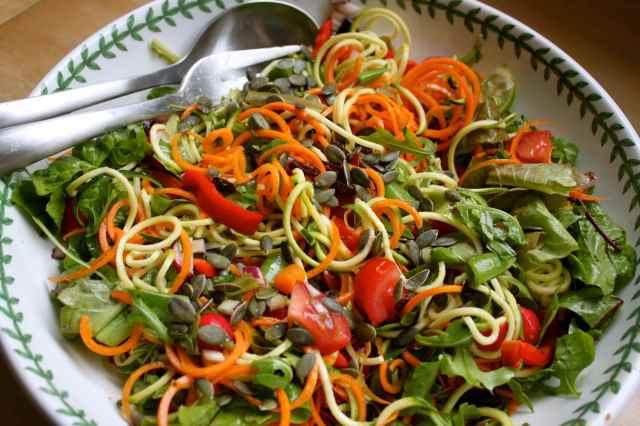 Salad 9-6-13