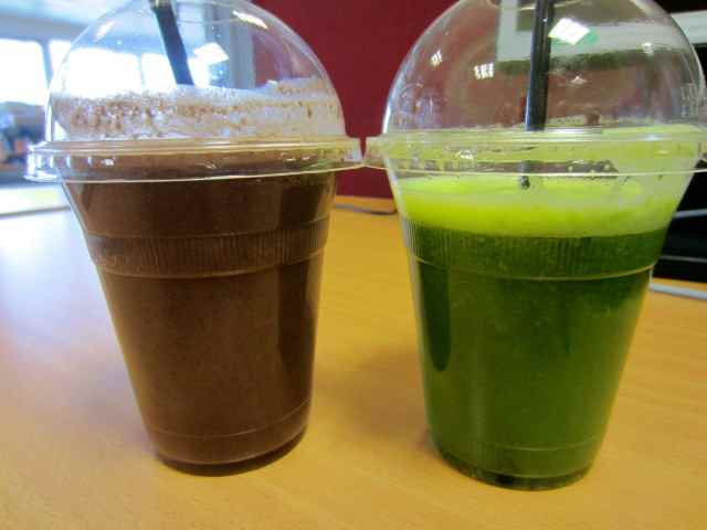 2 smoothies 17-7-13