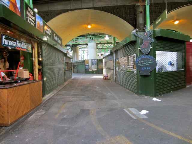 Borough Market early