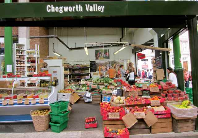 Chegworth Valley, Borough Market