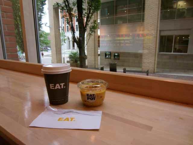 EAT breakfast 2-7-13