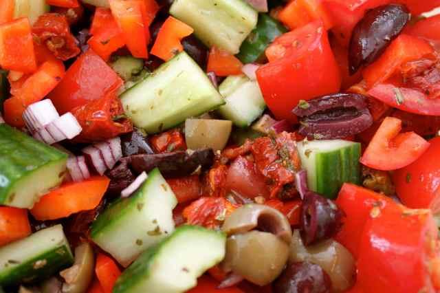 Greek Salad PLus