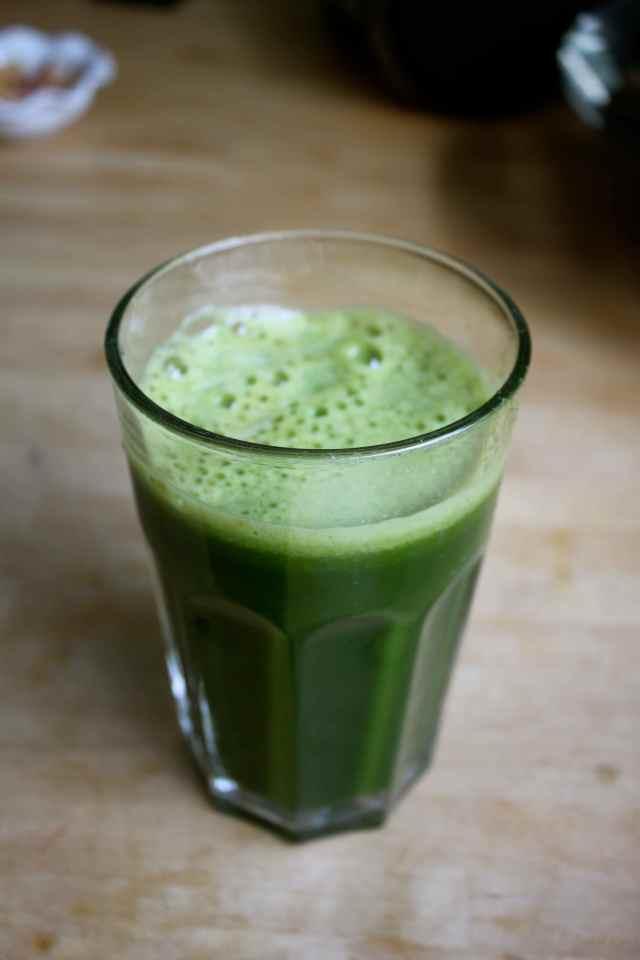 green juice 13-7-13 2