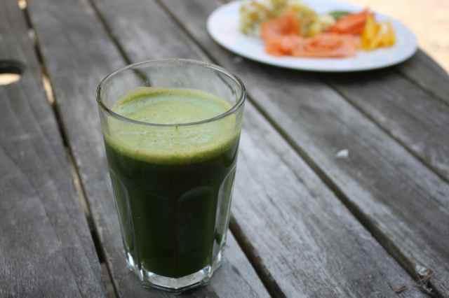 green juice 13-7-13
