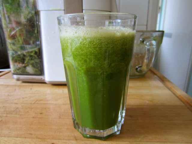 green juice 20-7-13