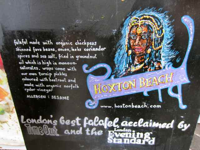 Hoxton Beach board