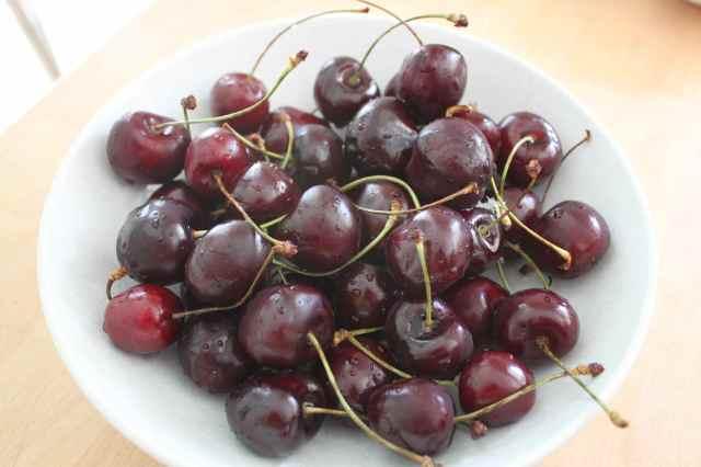 Kent cherries 14-7-13