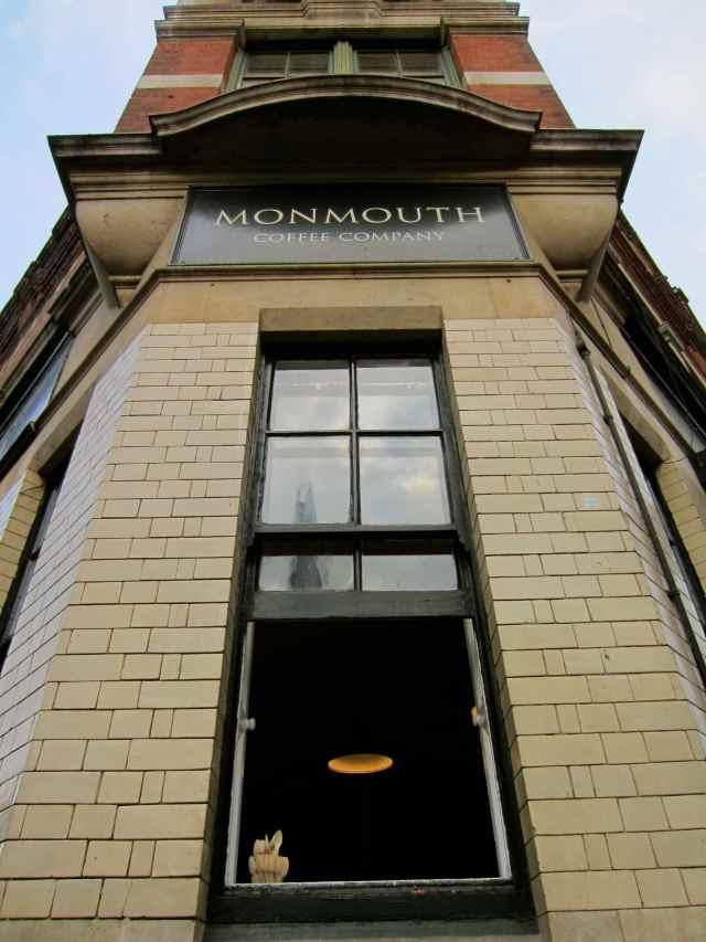 Monmouth window open