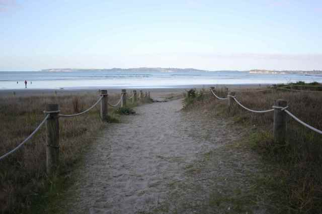 Orewa beach again