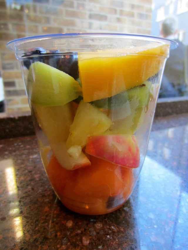 Pret fruit