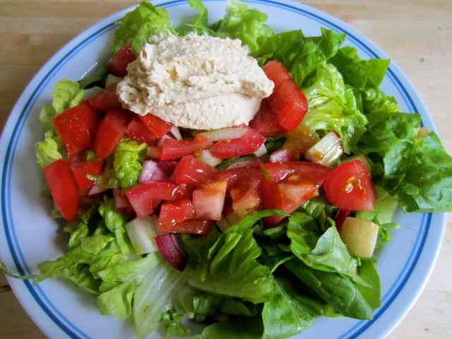 Salad 17-7-13