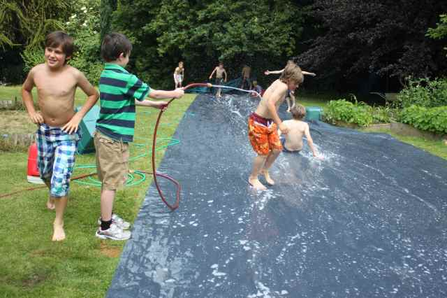 Water slide 1