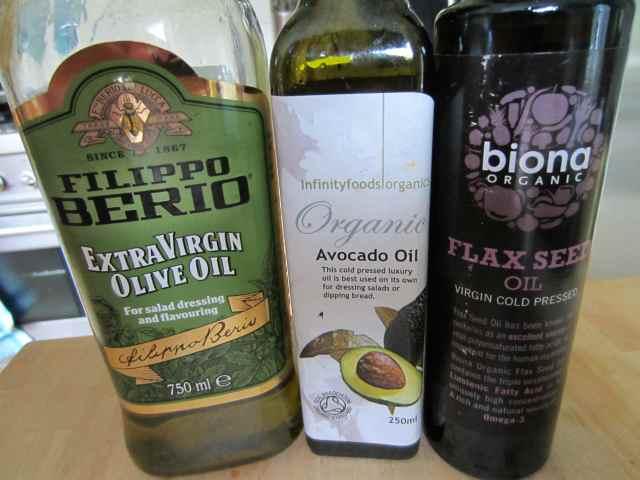 3 oils 1