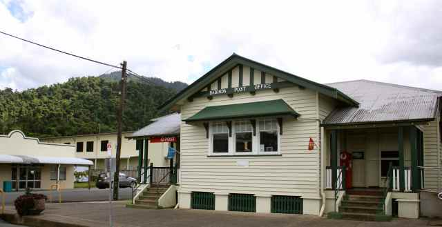 Babinda Post Office