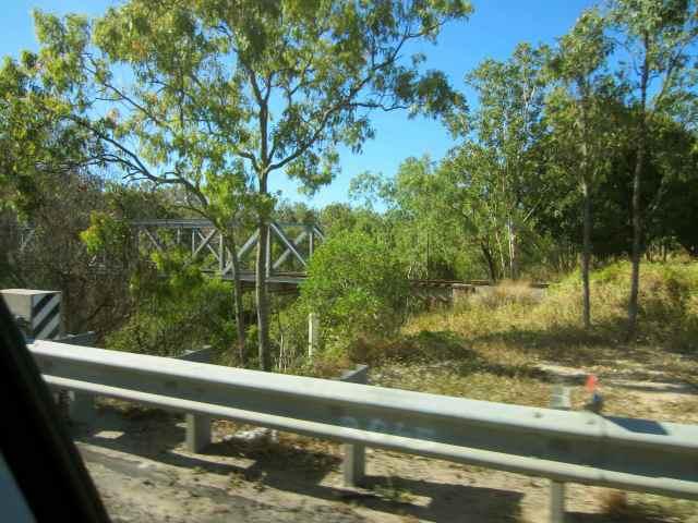 bridge by road