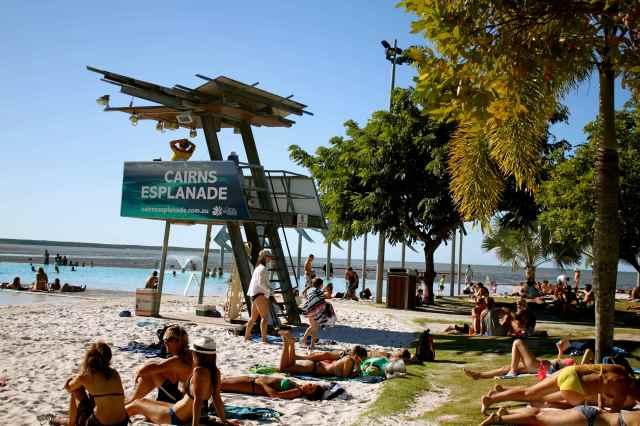 Cairns lifeguards