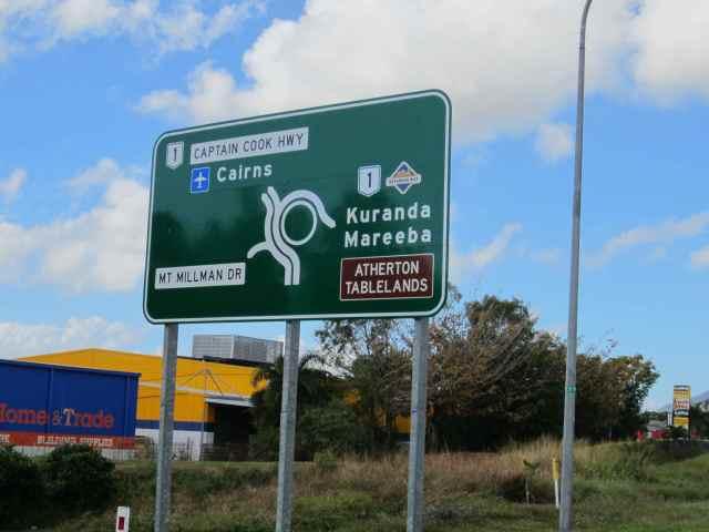 Cairns sign