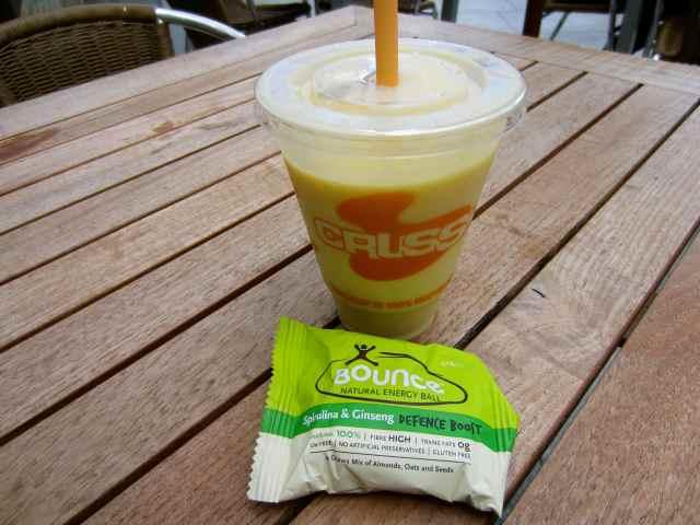 Crussh smoothie