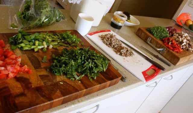 Debbie's veggies