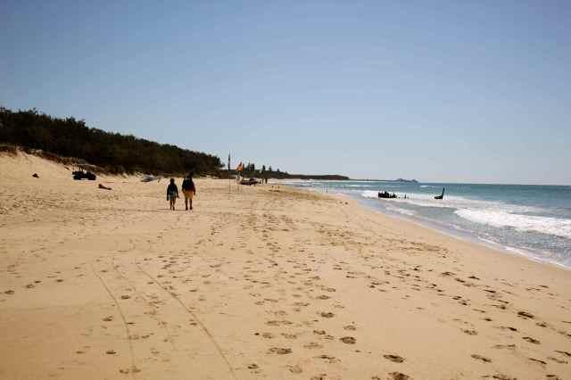 Dicky Beach 1